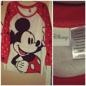 Mickey Sleep shirt